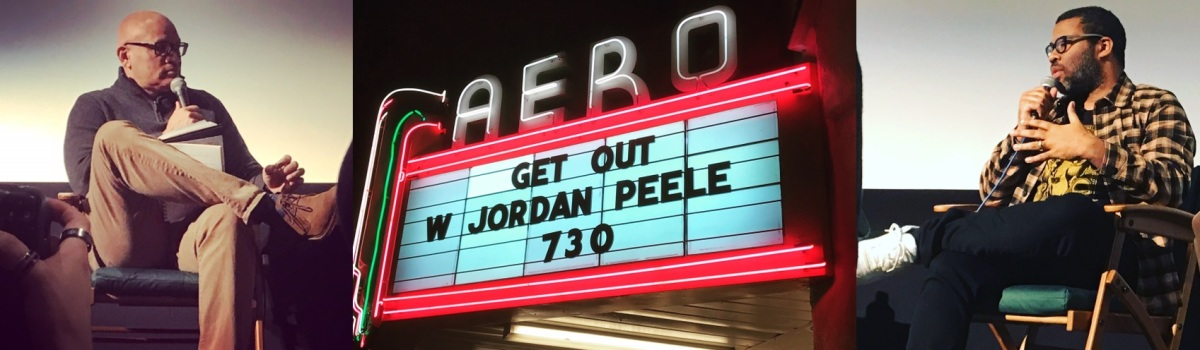 "An Evening with ""Get Out"" Writer-Director Jordan Peele, Moderated by Larry Wilmore"