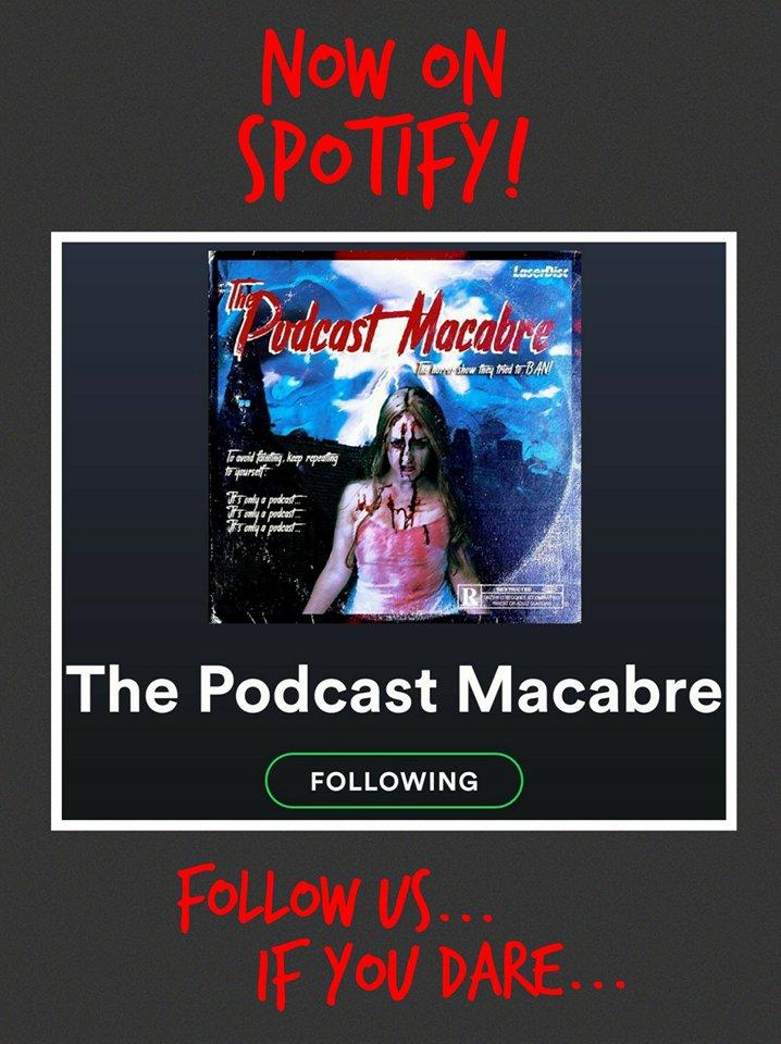 Macabre Spotify
