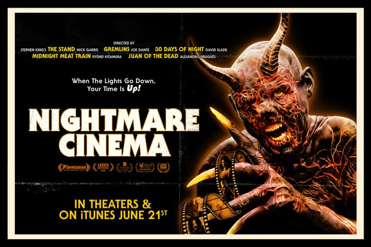 NIGHTMARE CINEMA [FilmReview]
