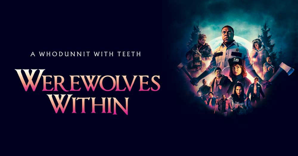 WEREWOLVES WITHIN [FilmReview]